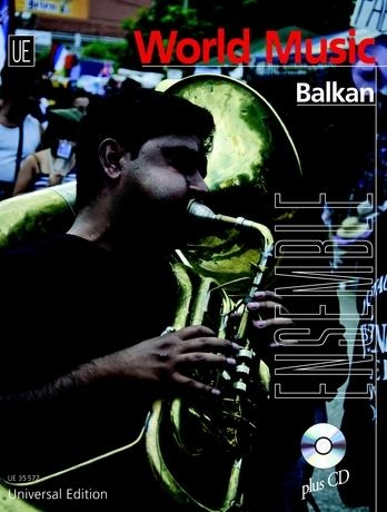 World Music Balkan: Play Along: Flute: Bk&cd