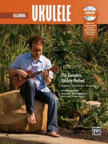 Beginning Ukulele: Ukulele: Bk&cd