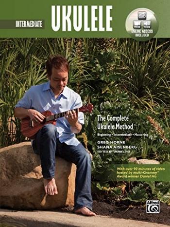 Intermediate Ukulele: Ukulele: Bk&cd