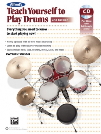 Teach Yourself To Play Drums: Bk&cd