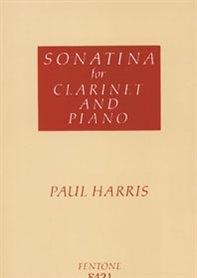 Sonatina: Clarinet & Piano (Fentone)