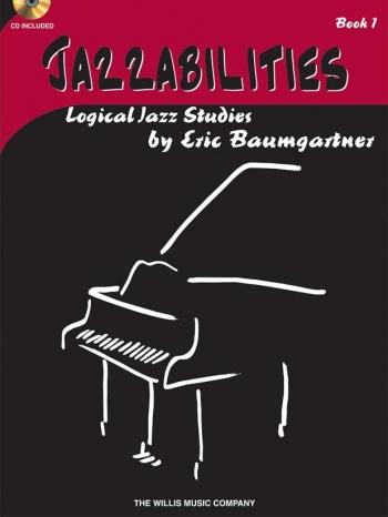Jazzabilities Book 1 Piano  Book & CD (Eric Baumgartner)