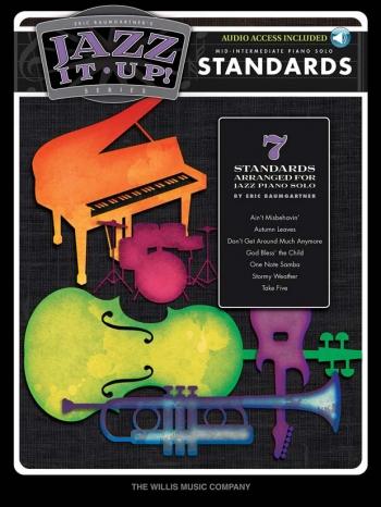 Jazz It Up! Standards Book & CD (Eric Baumgartner)