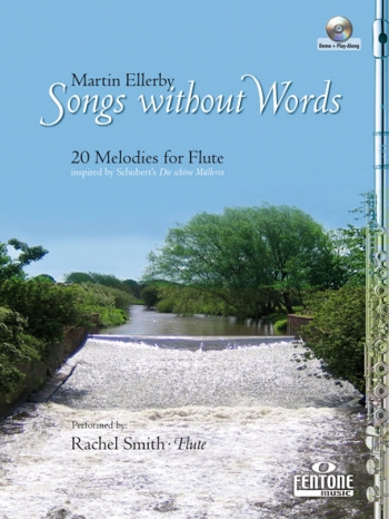 Song Withour Words: 20 Melodies For Flute Book & CD