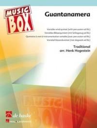 Guantanamera: Wind Quintet (variable): Music Box: Sc & Pts (Hogestein)