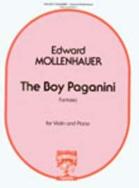 The Boy Paganini: Violin & Piano
