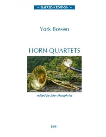 Horn Quartets: F Horn Quartet
