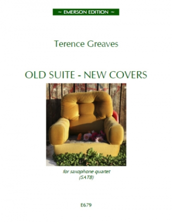 Old Suite-New Covers: Saxophone Quartet SATB