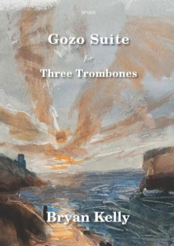 Gozo Suite: 3 Trombones: Score & Parts