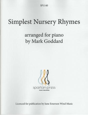 Simplest Nursery Rhymes: Piano: Grade 1-3