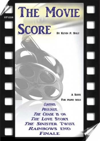 The Movie Score: A Suite For Piano