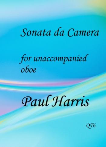 Sonata De Camera: Oboe Solo