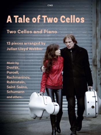 A Tale Of Two Cellos: Cello Duet (Julian Lloyd Webber) (Spartan)