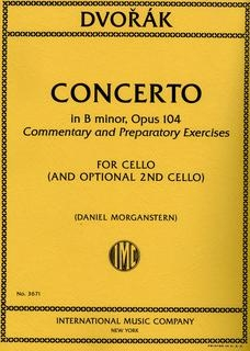 Concerto: B Minor: Op104: Cello Solo Or Duet  (International)
