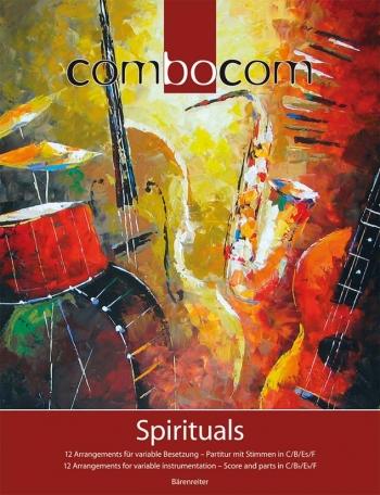 Combocom Spirituals: Variable Ensemble: Score & Parts