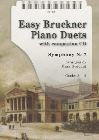 Easy Bruckner Piano Duets: Piano: Grade 3-5