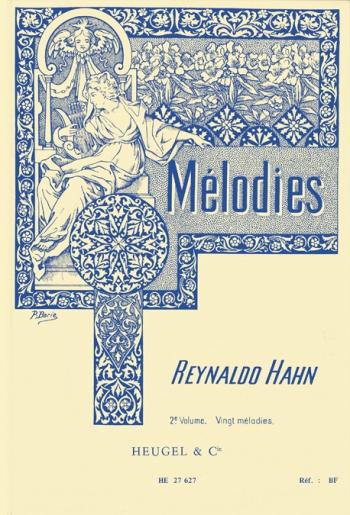 Mélodies (Songs) Vol.2 Medium Voice