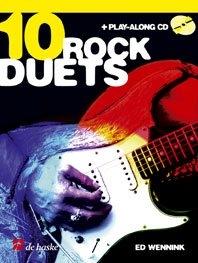 10 Rock Duets For Guitars (Wennink)
