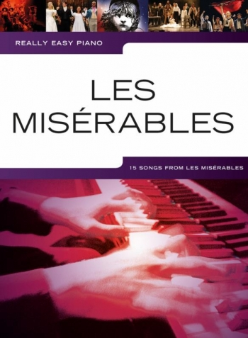 Really Easy Piano: Les Misérables: Piano