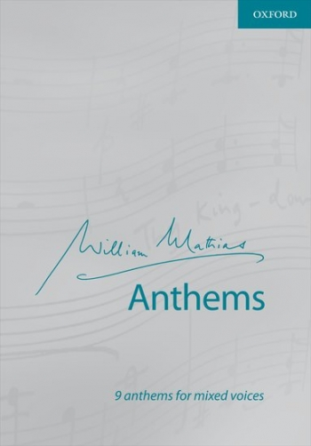 Anthems: 9 Anthems For Mixed Voices: Vocal: Satb