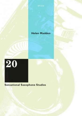20 Sensational Saxophone Studies: Alto/Tenor Sax