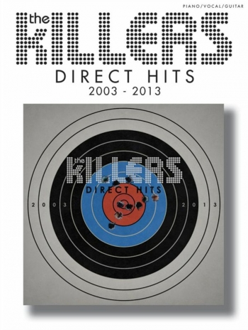 The Killers: Direct Hits : Piano Vocal Guitar