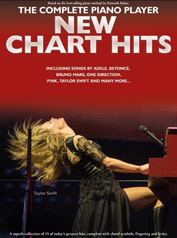 Complete Piano Player: New Chart Hits