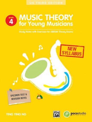 Music Theory For Young Musicians: Grade 4 2nd Edtion