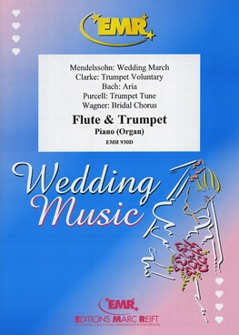 Wedding Music For Flute & Trumpet With Piano