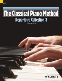 The Classical Piano Method: Reperotire Collection 3