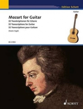 32 Transcriptions: Guitar
