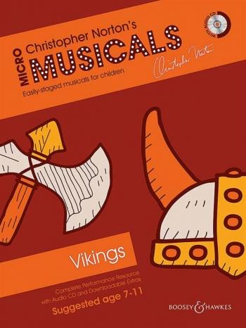 Vikings: Micro Musicals: Book & Cd