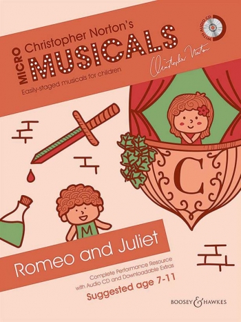 Romeo And Juliet: Micro Musicals: Book & Cd