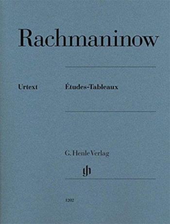 Etudes-Tableaux: Op33: Piano (Henle)
