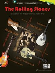 Ultimate Easy Guitar Play Along: Rolling Stones: Guitar: Book And Cd