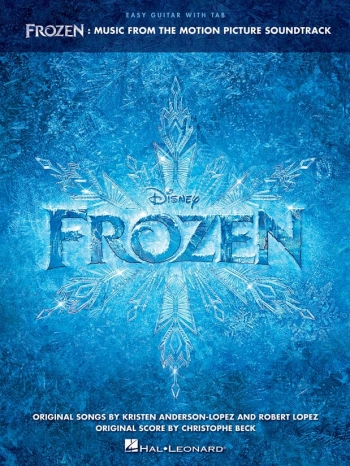 Frozen: Music From The Motion Picture Soundtrack Easy Guitar