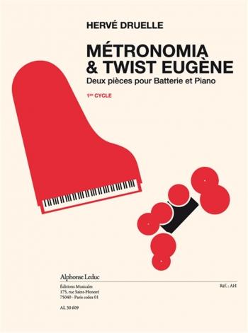 Metronomia & Twist Eugene: Drum Kit & Piano