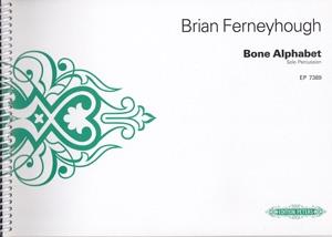 Bone Alphabet: Solo Percussion