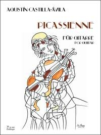 Picassienne: Guitar Solo
