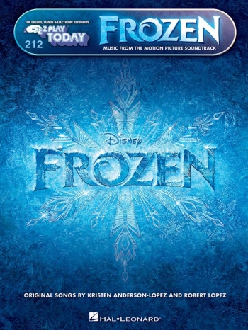 EZ Play Frozen: Music From The Motion Picture Soundtrack: Keyboard