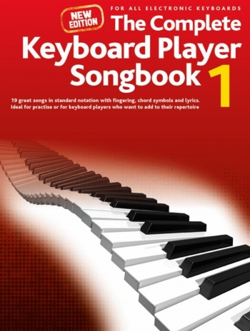 Complete Keyboard Player: New Songbook 1