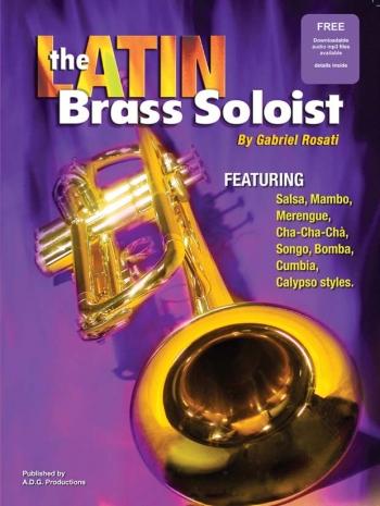 Latin Brass Soloist: Trumpet: Bk&Cd