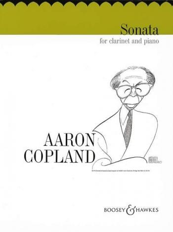 Clarinet Sonata: Clarinet & Piano (Boosey & Hawkes)
