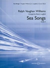 Sea Songs: Grade 3: Concert Band Score