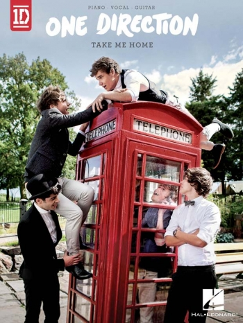 One Direction: Take Me Home: Piano Vocal Guitar