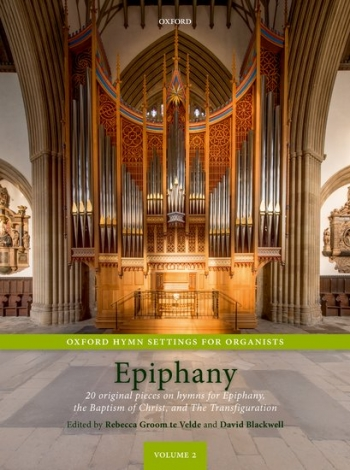 Oxford Hymn Settings For Organists: Epiphany Vol.2