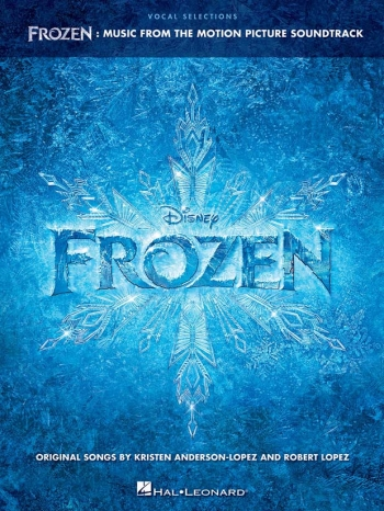 Frozen: Music From The Motion Picture Soundtrack: Vocal Selections