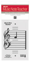 Alfred: Music Note Teacher: All In One Flashcard (White)