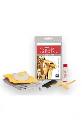 Alto Saxophone Care Kit: Superslick (Alfred)