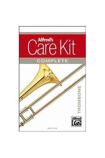 Trombone Care Kit: Superslick (Alfred)